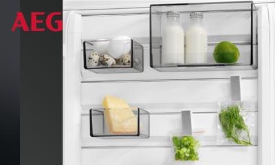 Aeg Kühlschrank A : Aeg kühlschrank mit customflex ihr küchenfachhändler aus
