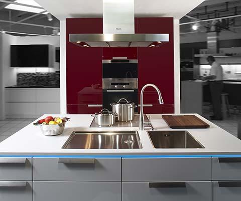 Küchenausstellung von Küchen Anders